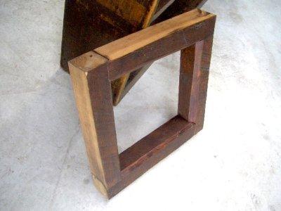 画像1: 茶室 炉縁